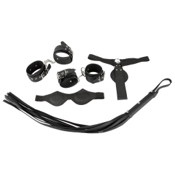 Vegan Fetish Bondage Set